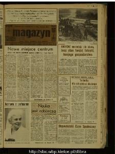 Słowo Ludu : dziennik Polskiej Zjednoczonej Partii Robotniczej, 1987 R.XXXVIII, nr 95 (magazyn)