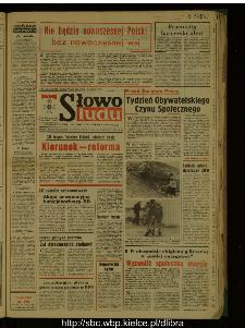 Słowo Ludu : dziennik Polskiej Zjednoczonej Partii Robotniczej, 1987 R.XXXVIII, nr 97
