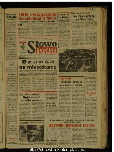 Słowo Ludu : dziennik Polskiej Zjednoczonej Partii Robotniczej, 1987 R.XXXVIII, nr 102