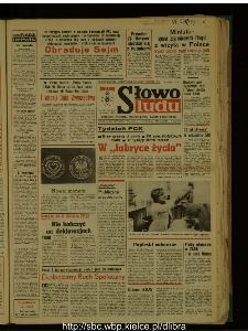 Słowo Ludu : dziennik Polskiej Zjednoczonej Partii Robotniczej, 1987 R.XXXVIII, nr 105