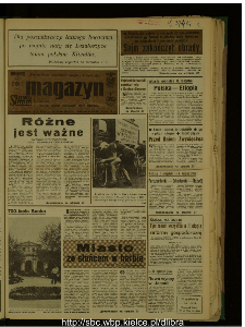 Słowo Ludu : dziennik Polskiej Zjednoczonej Partii Robotniczej, 1987 R.XXXVIII, nr 106 (magazyn)