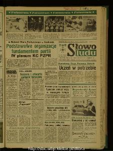 Słowo Ludu : dziennik Polskiej Zjednoczonej Partii Robotniczej, 1987 R.XXXVIII, nr 119