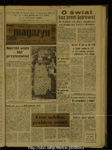 Słowo Ludu : dziennik Polskiej Zjednoczonej Partii Robotniczej, 1987 R.XXXVIII, nr 124 (magazyn)