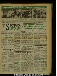 Słowo Ludu : dziennik Polskiej Zjednoczonej Partii Robotniczej, 1987 R.XXXVIII, nr 125