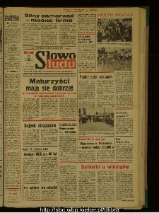 Słowo Ludu : dziennik Polskiej Zjednoczonej Partii Robotniczej, 1987 R.XXXVIII, nr 126