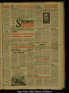 Słowo Ludu : dziennik Polskiej Zjednoczonej Partii Robotniczej, 1987 R.XXXVIII, nr 129