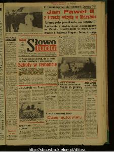 Słowo Ludu : dziennik Polskiej Zjednoczonej Partii Robotniczej, 1987 R.XXXVIII, nr 133