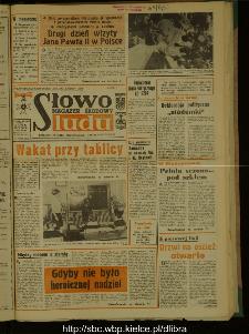 Słowo Ludu : dziennik Polskiej Zjednoczonej Partii Robotniczej, 1987 R.XXXVIII, nr 134 (magazyn środowy)
