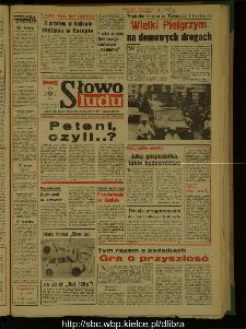 Słowo Ludu : dziennik Polskiej Zjednoczonej Partii Robotniczej, 1987 R.XXXVIII, nr 135
