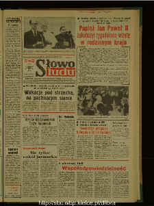Słowo Ludu : dziennik Polskiej Zjednoczonej Partii Robotniczej, 1987 R.XXXVIII, nr 138