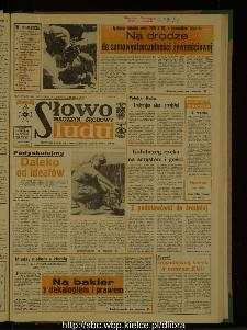 Słowo Ludu : dziennik Polskiej Zjednoczonej Partii Robotniczej, 1987 R.XXXVIII, nr 140 (magazyn środowy)