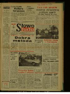 Słowo Ludu : dziennik Polskiej Zjednoczonej Partii Robotniczej, 1987 R.XXXVIII, nr 144