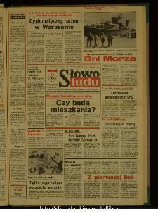 Słowo Ludu : dziennik Polskiej Zjednoczonej Partii Robotniczej, 1987 R.XXXVIII, nr 146