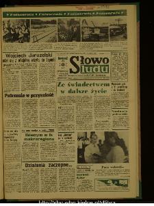 Słowo Ludu : dziennik Polskiej Zjednoczonej Partii Robotniczej, 1987 R.XXXVIII, nr 148