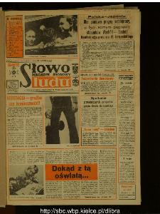 Słowo Ludu : dziennik Polskiej Zjednoczonej Partii Robotniczej, 1987 R.XXXVIII, nr 151