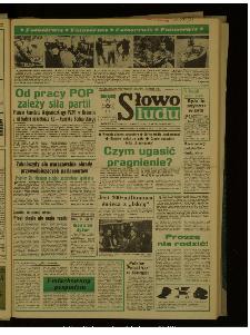 Słowo Ludu : dziennik Polskiej Zjednoczonej Partii Robotniczej, 1987 R.XXXVIII, nr 154