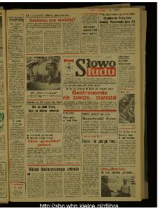 Słowo Ludu : dziennik Polskiej Zjednoczonej Partii Robotniczej, 1987 R.XXXVIII, nr 155
