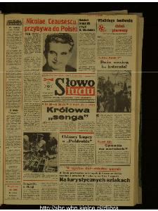 Słowo Ludu : dziennik Polskiej Zjednoczonej Partii Robotniczej, 1987 R.XXXVIII, nr 158