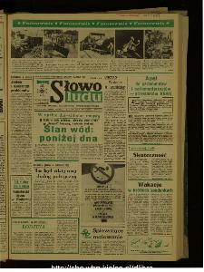 Słowo Ludu : dziennik Polskiej Zjednoczonej Partii Robotniczej, 1987 R.XXXVIII, nr 160
