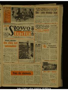 Słowo Ludu : dziennik Polskiej Zjednoczonej Partii Robotniczej, 1987 R.XXXVIII, nr 163 (magazyn środowy)