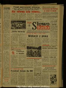Słowo Ludu : dziennik Polskiej Zjednoczonej Partii Robotniczej, 1987 R.XXXVIII, nr 164