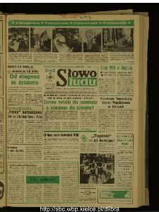 Słowo Ludu : dziennik Polskiej Zjednoczonej Partii Robotniczej, 1987 R.XXXVIII, nr 166
