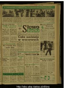 Słowo Ludu : dziennik Polskiej Zjednoczonej Partii Robotniczej, 1987 R.XXXVIII, nr 177