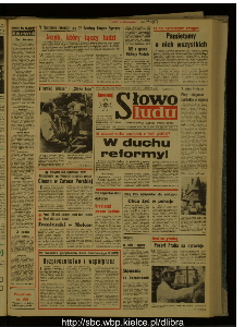 Słowo Ludu : dziennik Polskiej Zjednoczonej Partii Robotniczej, 1987 R.XXXVIII, nr 178