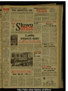 Słowo Ludu : dziennik Polskiej Zjednoczonej Partii Robotniczej, 1987 R.XXXVIII, nr 179