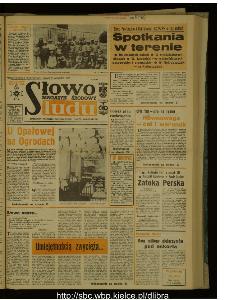 Słowo Ludu : dziennik Polskiej Zjednoczonej Partii Robotniczej, 1987 R.XXXVIII, nr 180 (magazyn środowy)