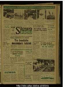 Słowo Ludu : dziennik Polskiej Zjednoczonej Partii Robotniczej, 1987 R.XXXVIII, nr 183