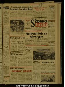 Słowo Ludu : dziennik Polskiej Zjednoczonej Partii Robotniczej, 1987 R.XXXVIII, nr 191