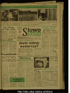 Słowo Ludu : dziennik Polskiej Zjednoczonej Partii Robotniczej, 1987 R.XXXVIII, nr 201