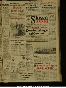 Słowo Ludu : dziennik Polskiej Zjednoczonej Partii Robotniczej, 1987 R.XXXVIII, nr 221