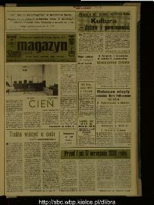 Słowo Ludu : dziennik Polskiej Zjednoczonej Partii Robotniczej, 1987 R.XXXVIII, nr 224 (magazyn)