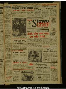 Słowo Ludu : dziennik Polskiej Zjednoczonej Partii Robotniczej, 1987 R.XXXVIII, nr 227