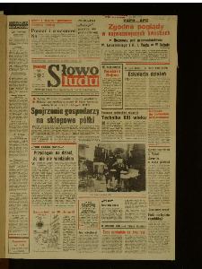 Słowo Ludu : dziennik Polskiej Zjednoczonej Partii Robotniczej, 1987 R.XXXVIII, nr 229
