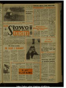 Słowo Ludu : dziennik Polskiej Zjednoczonej Partii Robotniczej, 1987 R.XXXVIII, nr 246 (magazyn środowy)