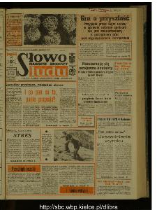 Słowo Ludu : dziennik Polskiej Zjednoczonej Partii Robotniczej, 1987 R.XXXVIII, nr 252 (magazyn środowy)