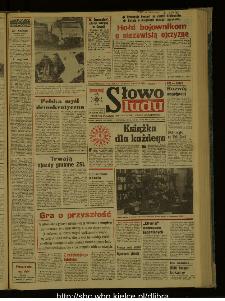 Słowo Ludu : dziennik Polskiej Zjednoczonej Partii Robotniczej, 1987 R.XXXVIII, nr 265