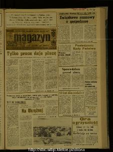 Słowo Ludu : dziennik Polskiej Zjednoczonej Partii Robotniczej, 1987 R.XXXVIII, nr 266 (magazyn)