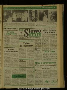 Słowo Ludu : dziennik Polskiej Zjednoczonej Partii Robotniczej, 1987 R.XXXVIII, nr 267