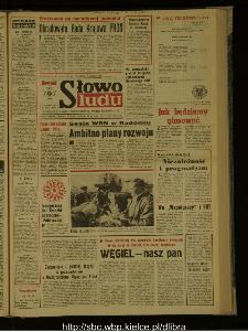 Słowo Ludu : dziennik Polskiej Zjednoczonej Partii Robotniczej, 1987 R.XXXVIII, nr 271
