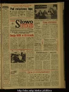 Słowo Ludu : dziennik Polskiej Zjednoczonej Partii Robotniczej, 1987 R.XXXVIII, nr 275