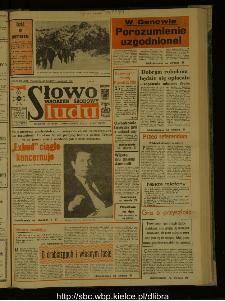 Słowo Ludu : dziennik Polskiej Zjednoczonej Partii Robotniczej, 1987 R.XXXVIII, nr 276 (magazyn środowy)