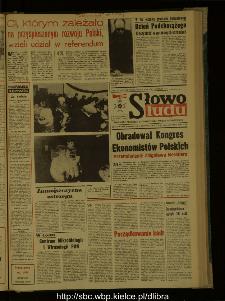 Słowo Ludu : dziennik Polskiej Zjednoczonej Partii Robotniczej, 1987 R.XXXVIII, nr 280