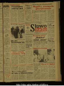 Słowo Ludu : dziennik Polskiej Zjednoczonej Partii Robotniczej, 1987 R.XXXVIII, nr 283