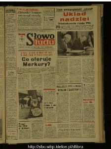Słowo Ludu : dziennik Polskiej Zjednoczonej Partii Robotniczej, 1987 R.XXXVIII, nr 289