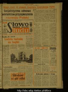 Słowo Ludu : dziennik Polskiej Zjednoczonej Partii Robotniczej, 1987 R.XXXVIII, nr 294 (magazyn środowy)