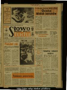 Słowo Ludu : dziennik Polskiej Zjednoczonej Partii Robotniczej, 1987 R.XXXVIII, nr 300 (magazyn środowy)